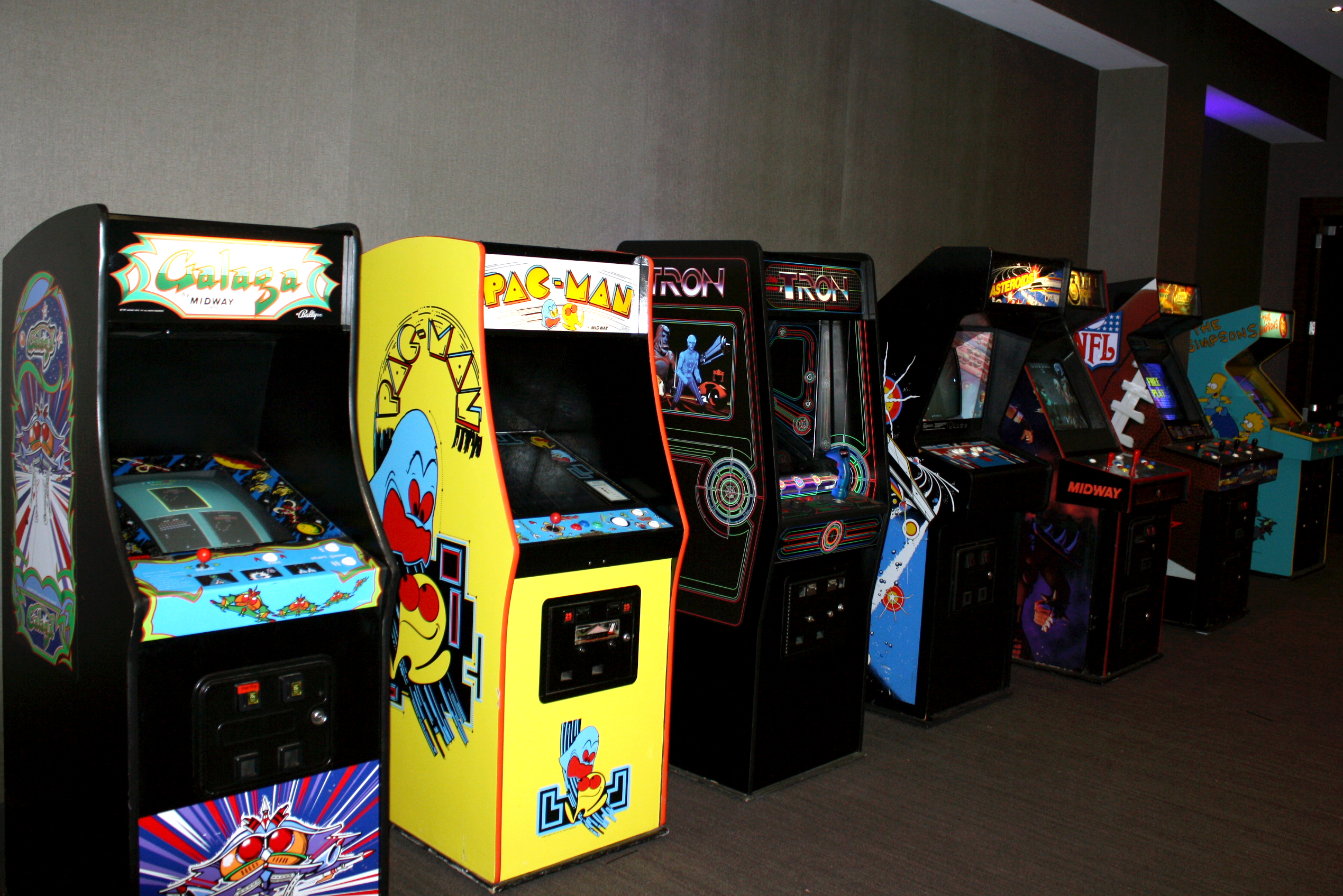 Row-of-arcades