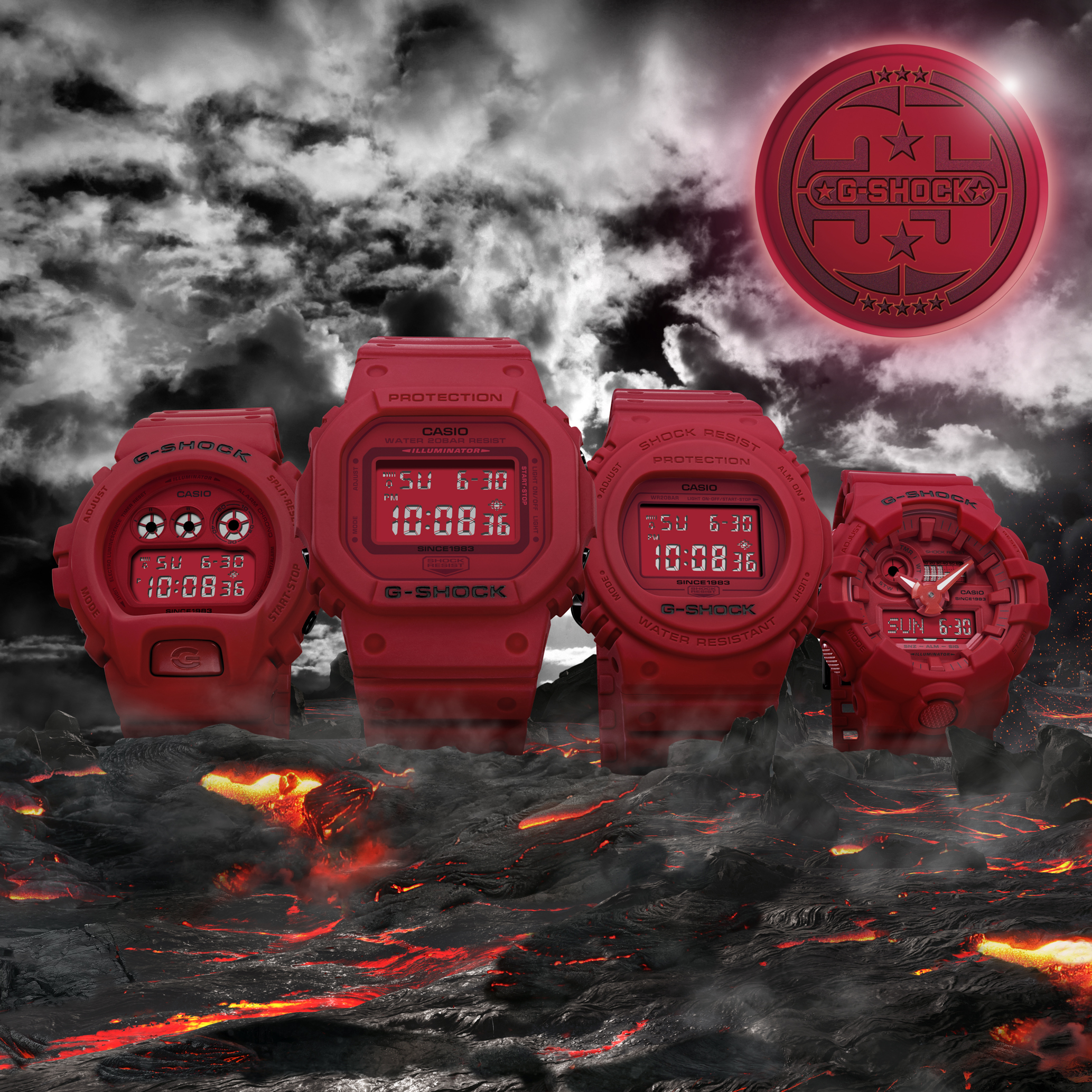 G-Shock Bitwares
