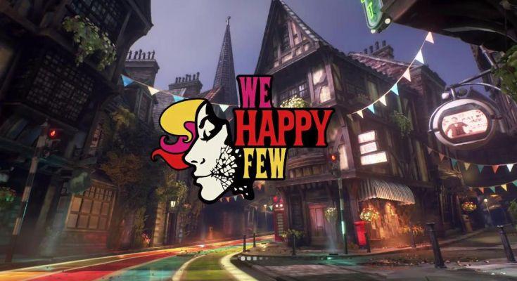We happy Few Bitwares