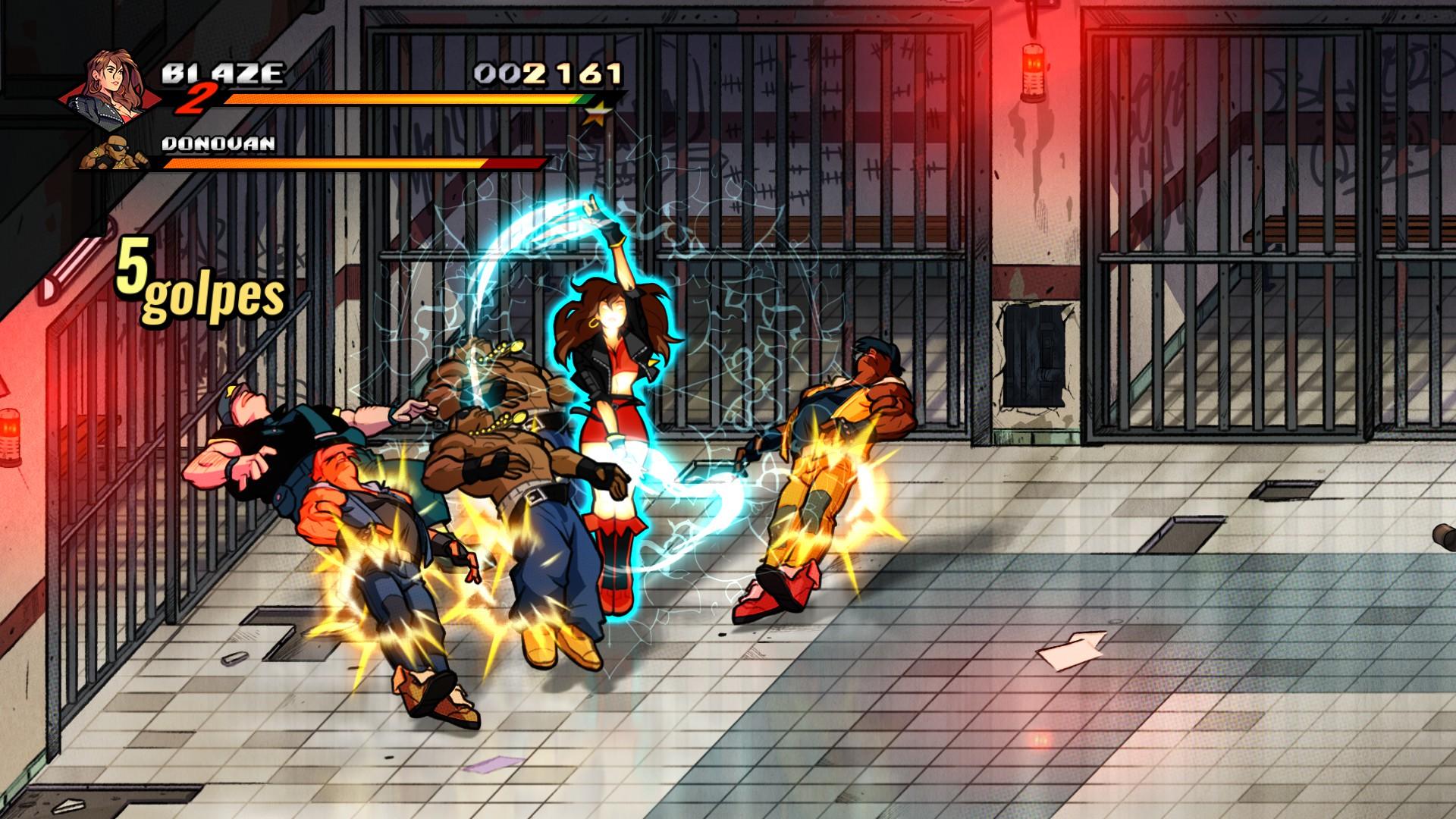 Streets of Rage 4 - Bitwares