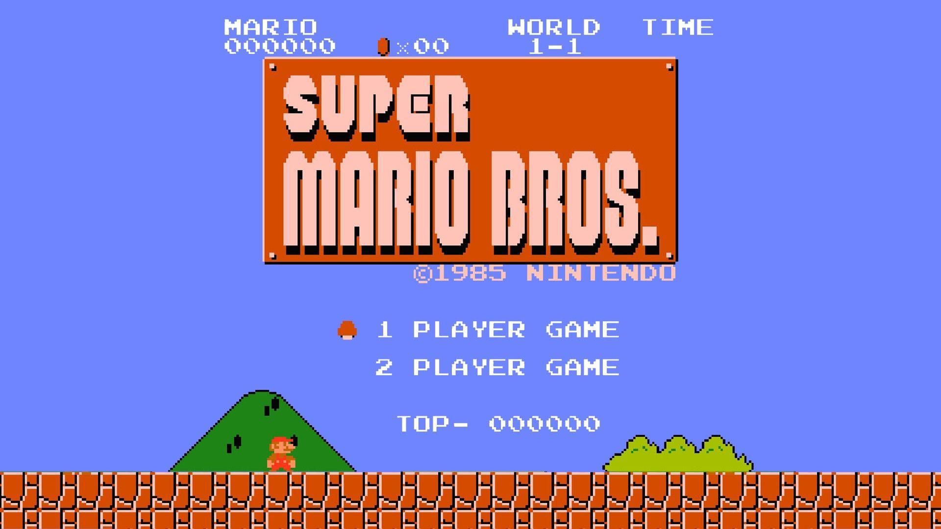 Super Mario Bitwares
