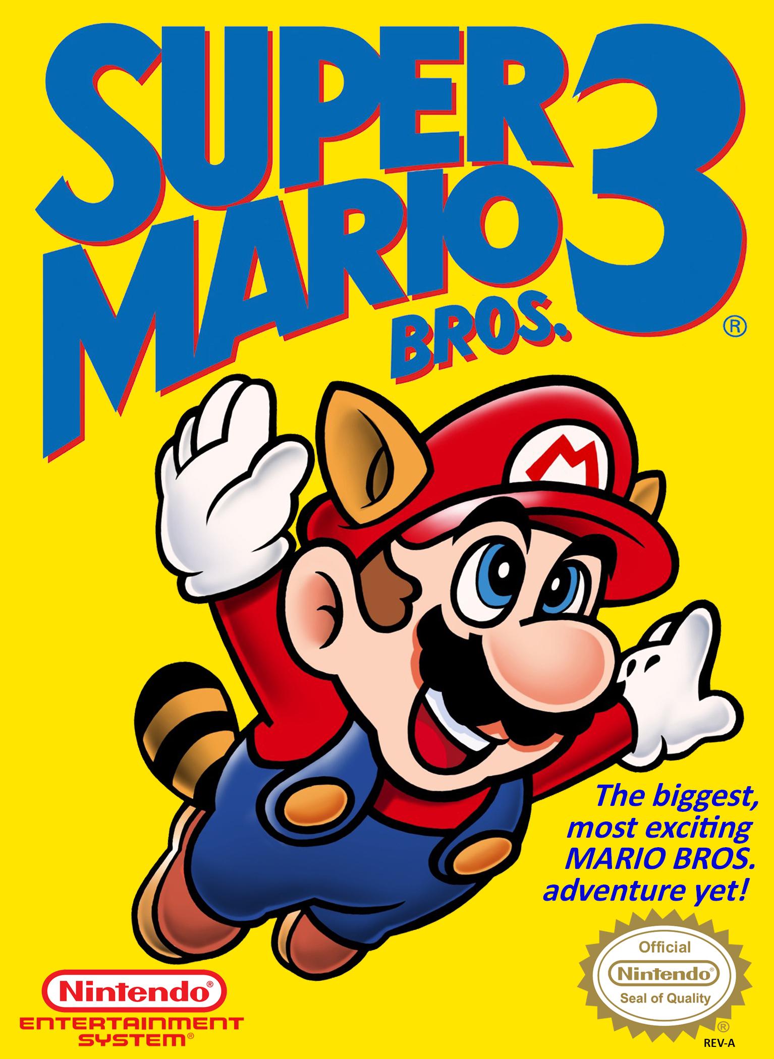 Super Mario 3 Bitwares