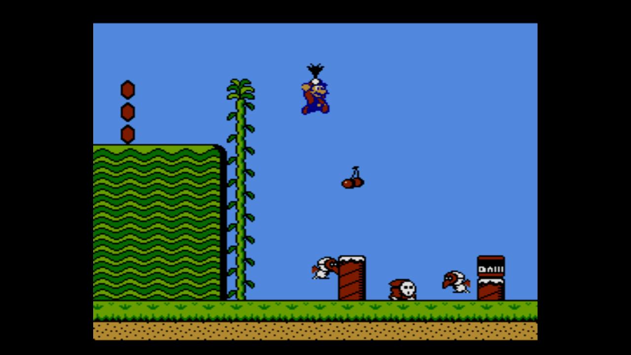 Super Mario 2 Bitwares