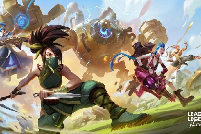League of Legends Wild Rift llega a Argentina