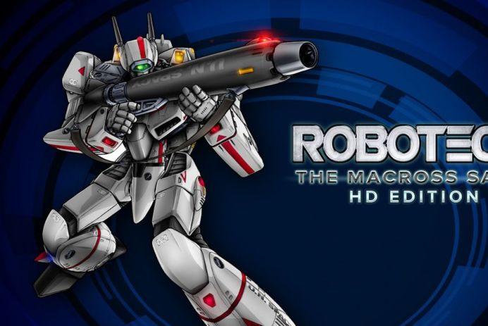 Robotech The Macross Saga HD Edition Bitwares