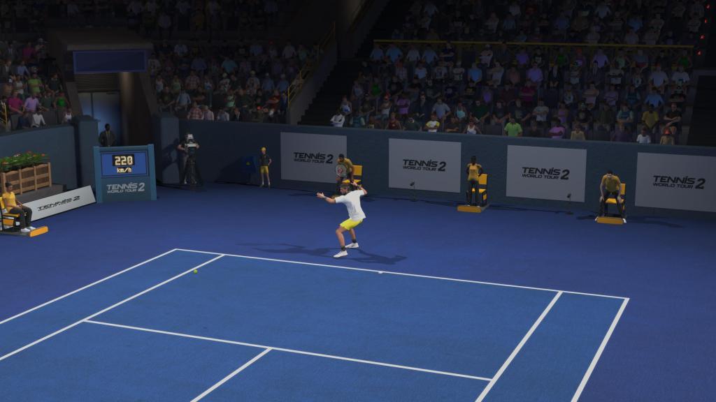 Tennis World Tour 2 - Bitwares