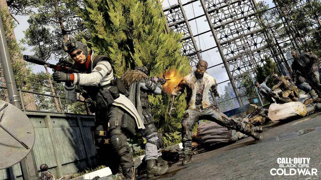 Call of Duty Black Ops Cold War Temporada 3