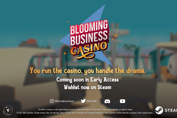 Blooming Business: Casino - Bitwares