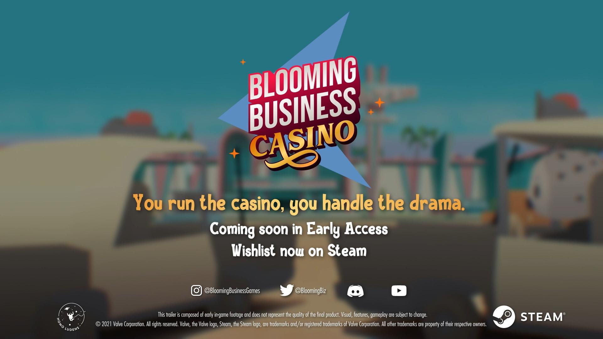 Blooming Business: Casino - Bitwares