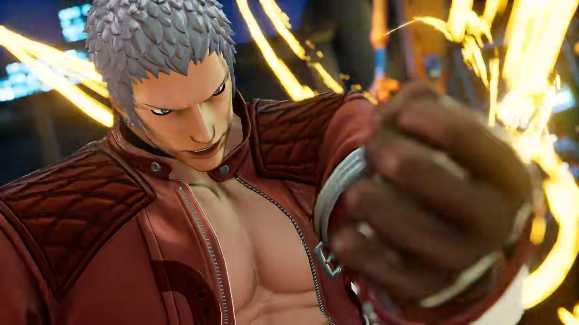 The King of Fighters XV Bitwares