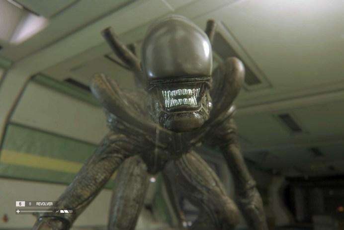 Alien Isolation gratis en Epic Store