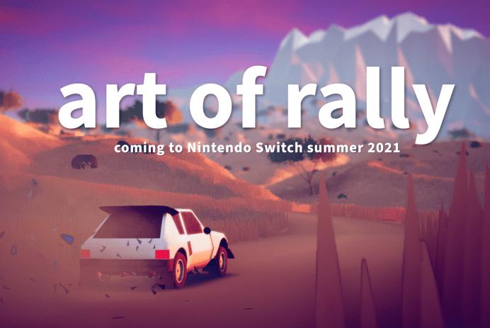 Art of Rally Bitwares