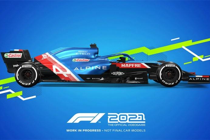 F1 2021 - Bitwares