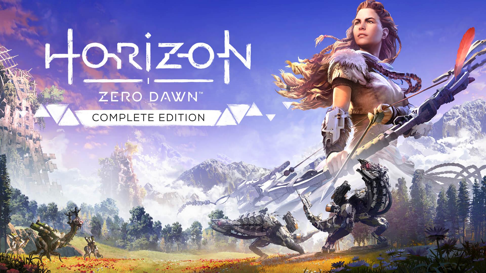 Horizon Zero Dawn Gratis Bitwares