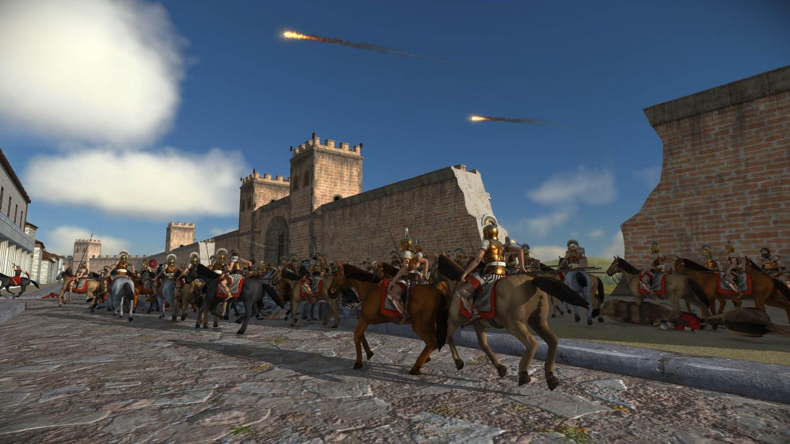 Total WAr Rome Remastered Bitwares