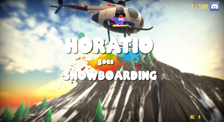 Horatio Goes Snowboarding Review
