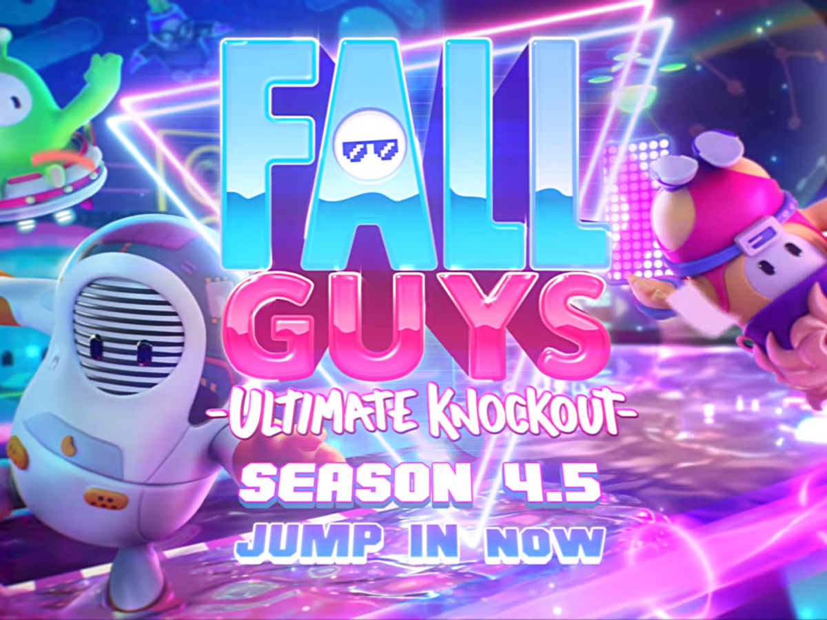 Fall Guys 4.5 - Bitwares