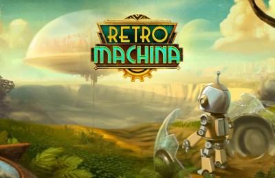 Retro Machina - Bitwares