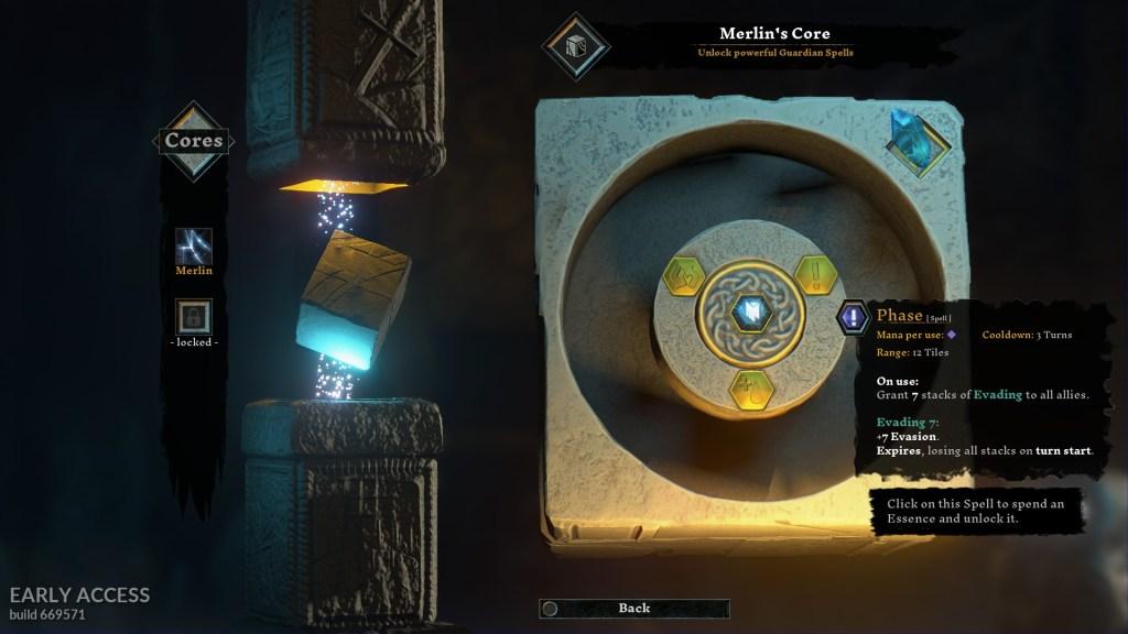 The Hand of Merlin - Bitwares