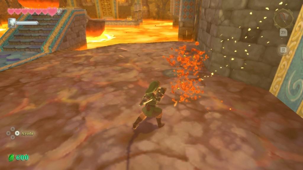 The Legend of Zelda Skyward Sword HD Bitwares 2