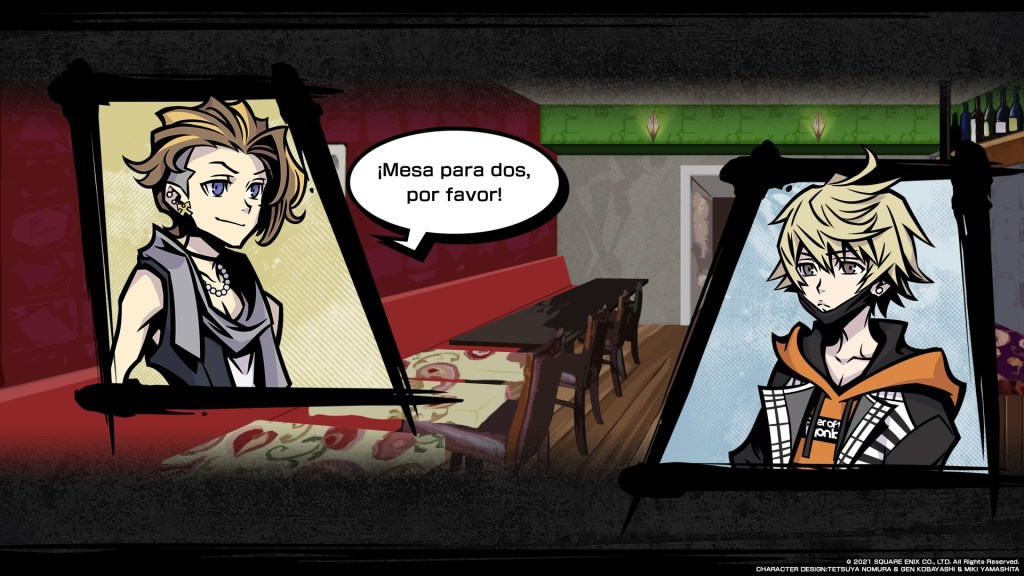 NEO: The World Ends With You - Bitwares