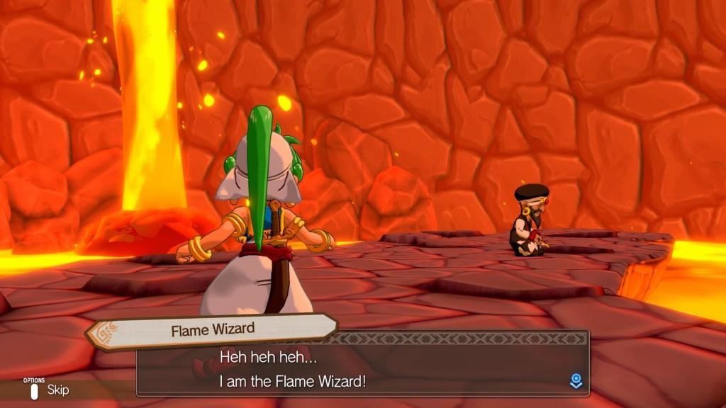 Wonder Boy Asha in Monster World  - Bitwares 3