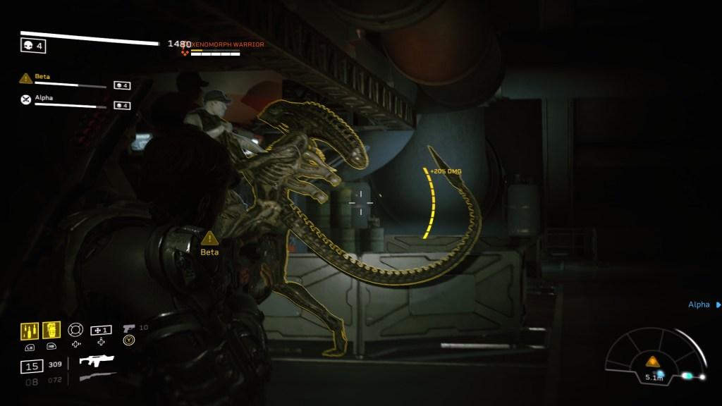Aliens Fireteam Elite Bitwares Review 3