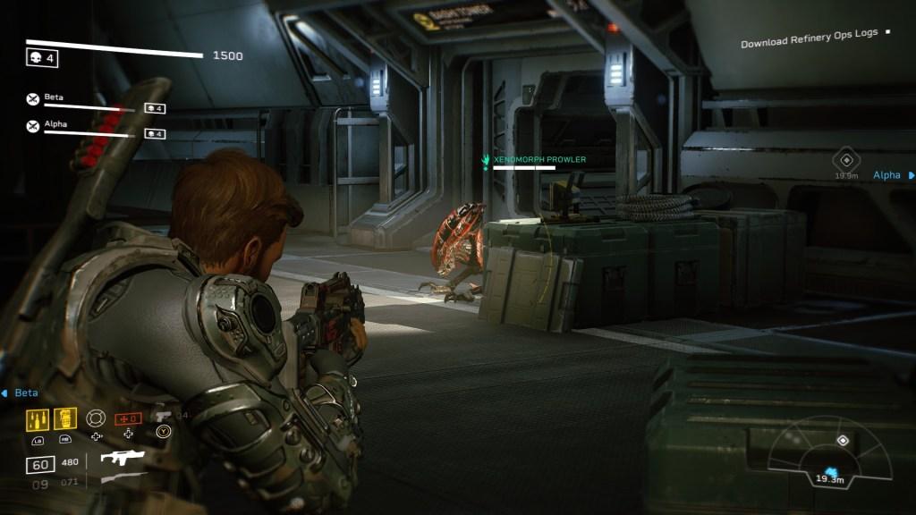 Aliens Fireteam Elite Bitwares Review 8