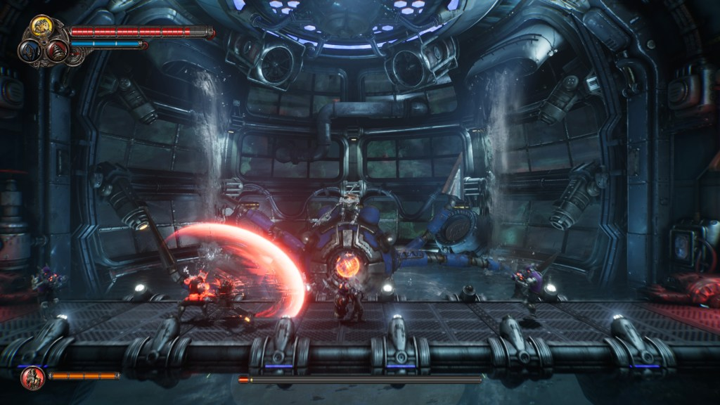 F.I.S.T. Forged in Shadow Torch Review - Bitwares 4