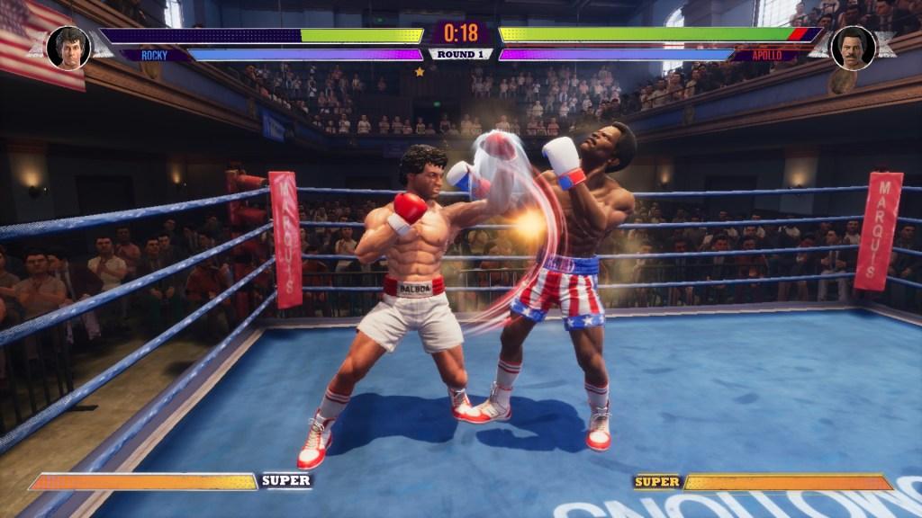 Big Rumble Boxing Creed  - Bitwares 3