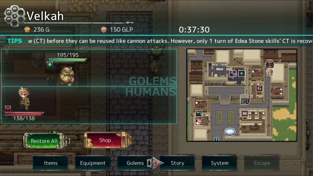 Armed Emeth  Bitwares Review 4